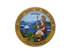 Seal of State of California